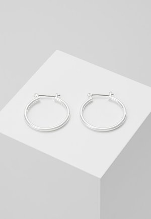 EARRINGS LAYLA - Oorbellen - silver-coloured