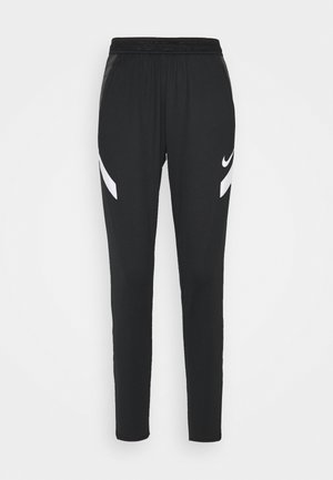 PANT - Tracksuit bottoms - black/anthracite/white
