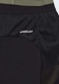 adidas Performance - kurze Sporthose - black - 10