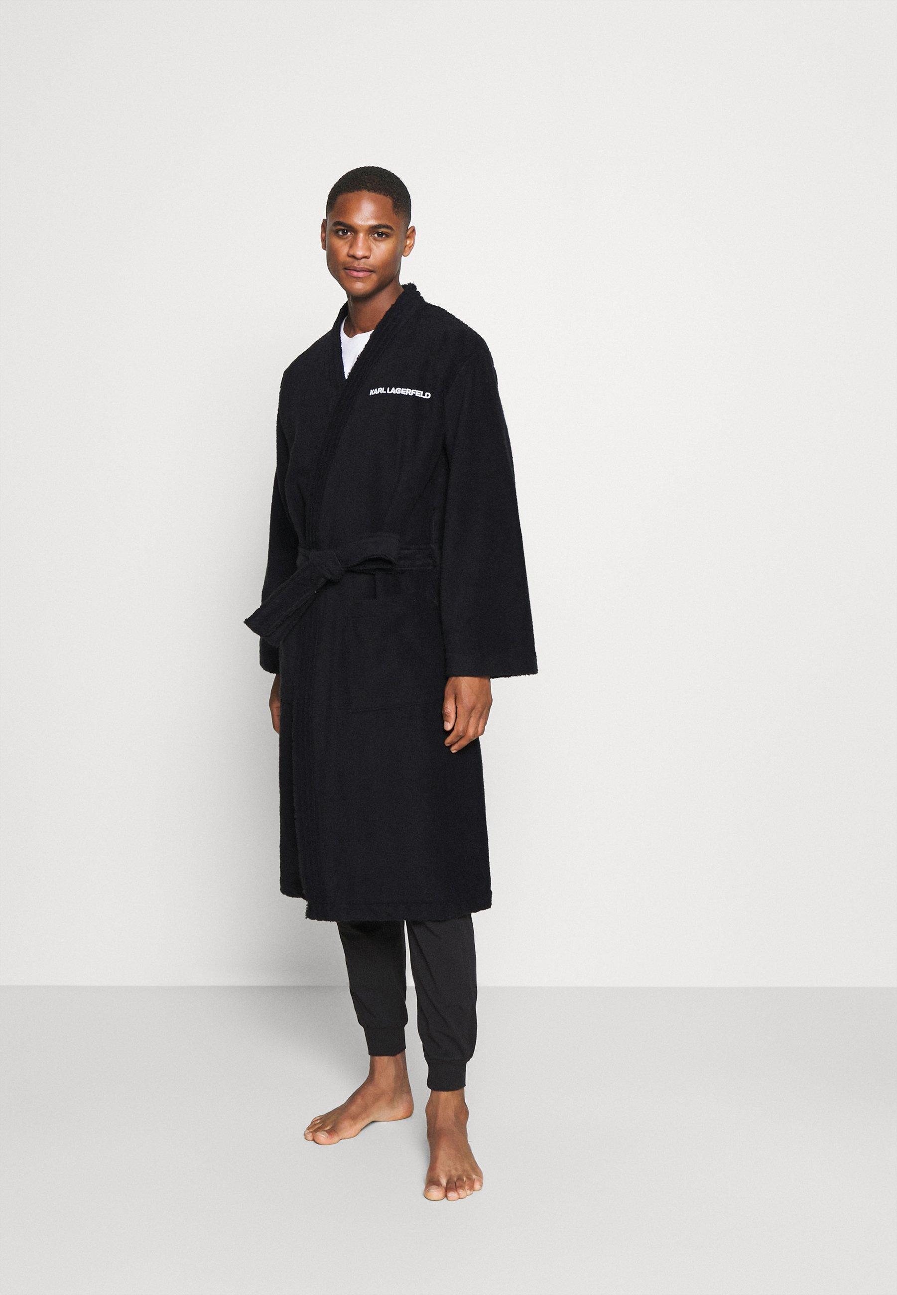 Women LOGO BATHROBE UNISEX - Dressing gown