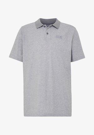 MEN - Polo shirt - pebble grey