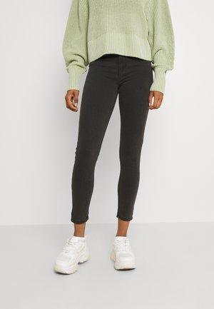 ULTRA HIGH SUPER STRETCH - Jeans Skinny Fit - washed black