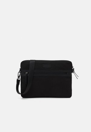 ZAC MESSENGER UNISEX - Across body bag - black