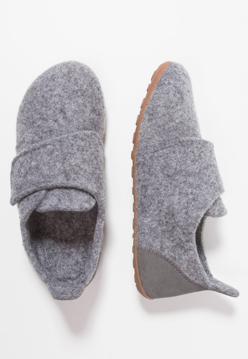 Bisgaard - HOME SHOE - Chaussons - grey