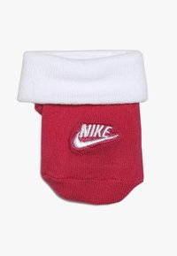 Nike Sportswear - FUTURA HAT AND BOOTIE BABY SET - Bonnet - rush pink - 3