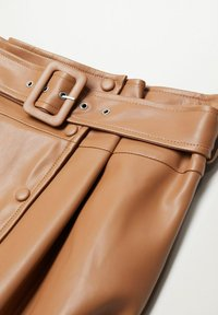 Mango - CARLO-I - Wrap skirt - marron - 6