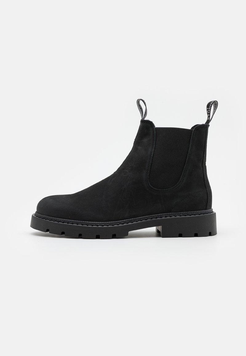 LAST STUDIO - ROMAN - Classic ankle boots - black