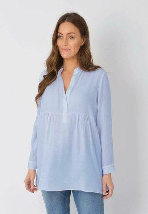 NEHRU - Blouse - light blue