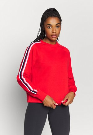 CREWNECK LEGACY - Sweater - red