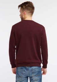 SOULSTAR - Sweatshirt - burgundy - 2