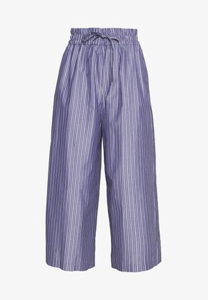 DURANTE - Spodnie materiałowe - ultramarine