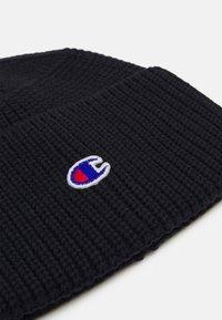 Champion Reverse Weave - LOGO BEANIE - Beanie - dark blue - 2