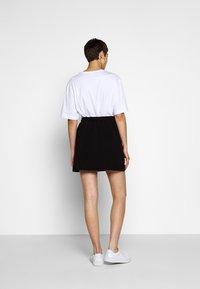 Love Moschino - A-line skirt - black - 2