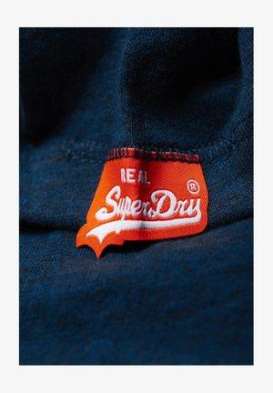 ORANGE LABEL - Long sleeved top - blue