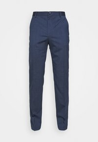 Calvin Klein Tailored - STRETCH PANT - Trousers - blue nights - 4
