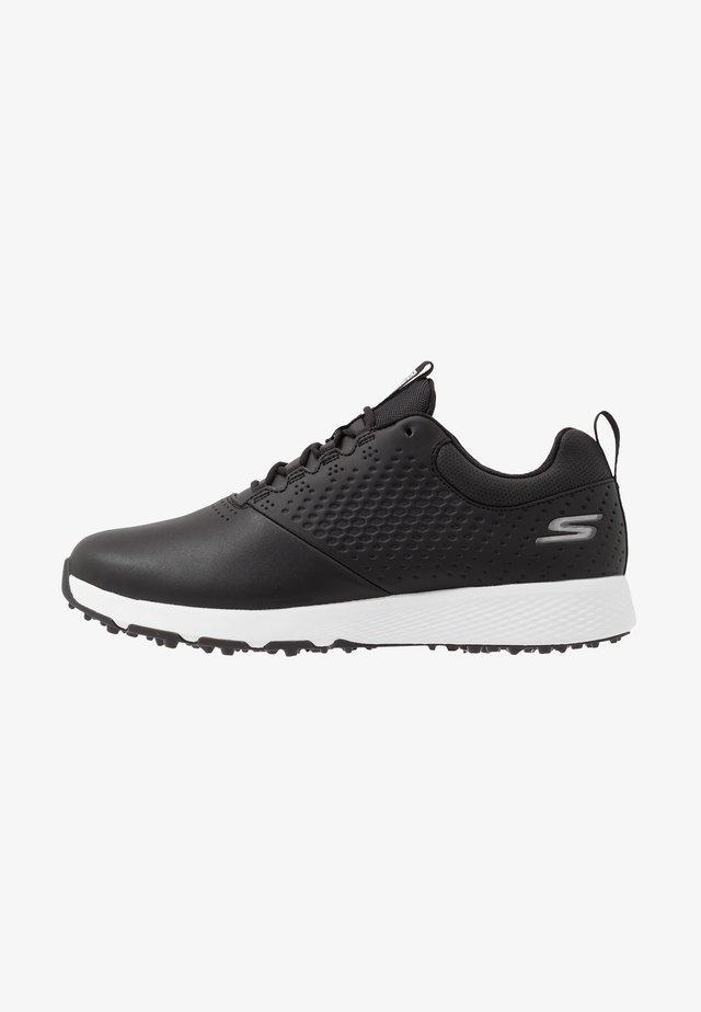 ELITE 4 - Golfskor - black/white