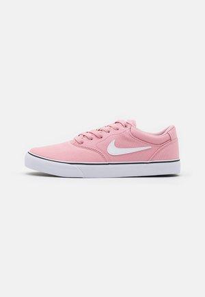 CHRON 2 UNISEX - Sneakersy niskie - pink glaze/white/black
