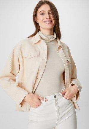 Summer jacket - cremeweiß