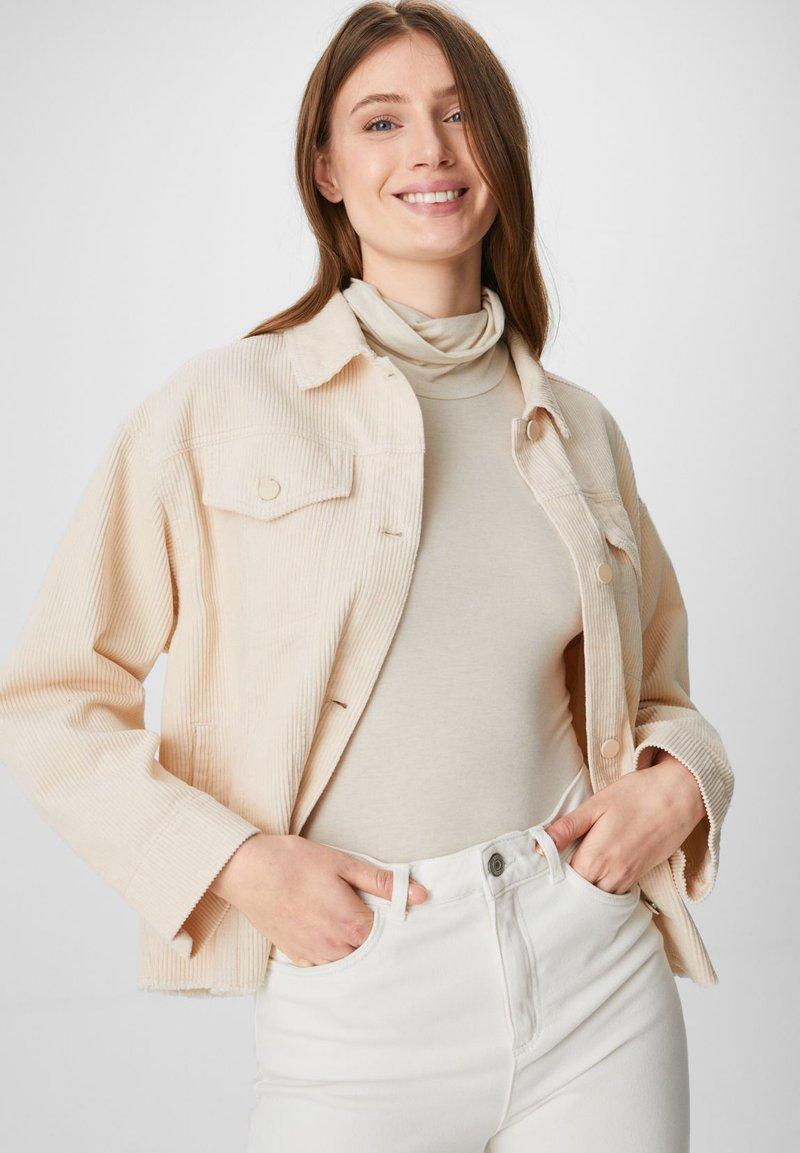 C&A - Summer jacket - cremeweiß