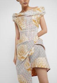 Vivienne Westwood - DEVANA DRESS - Sukienka koktajlowa - natural - 4