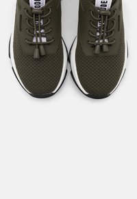 Steve Madden - MATCH - Sneakers - olive/multicolor - 5