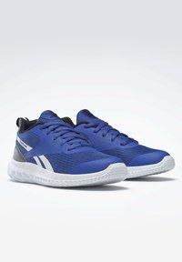 Reebok - RUSH RUNNER 3.0 CORE - Trainers - blue - 1