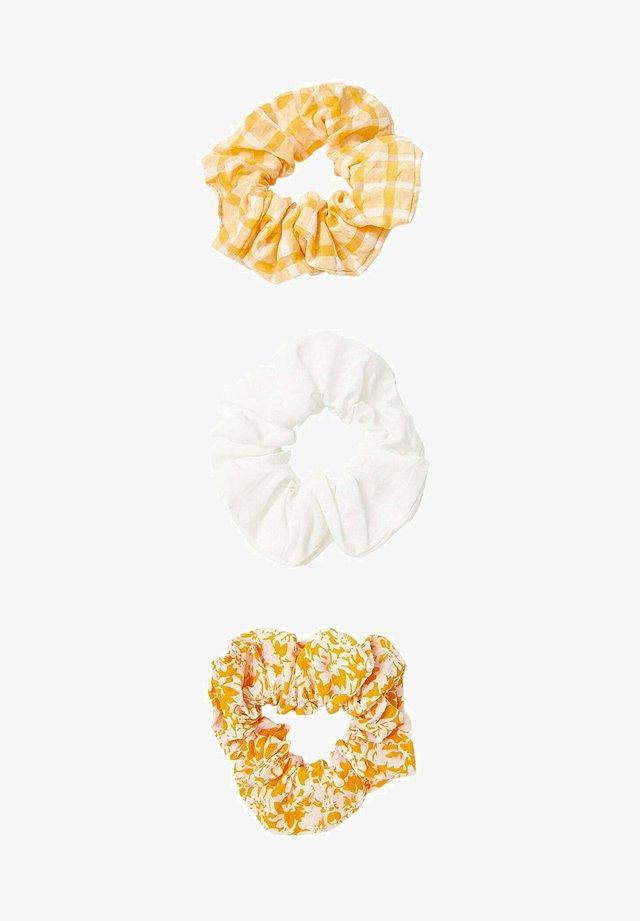 3ER-SET - Hårstyling-accessories - gold