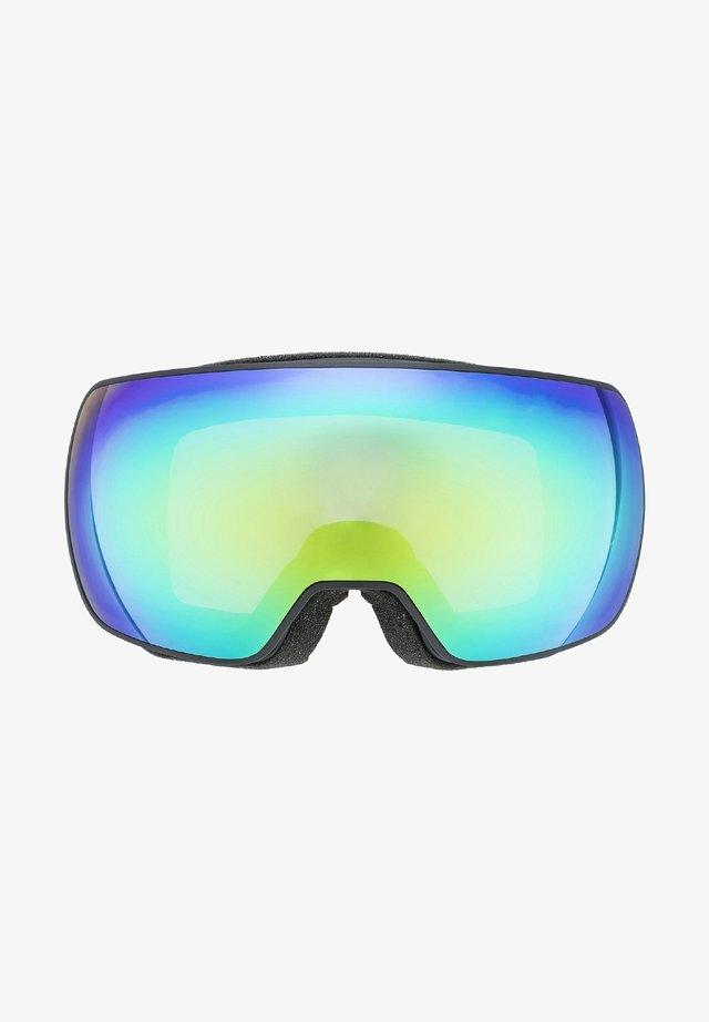 COMPACT FM - Ski goggles - black mat (s55013021)