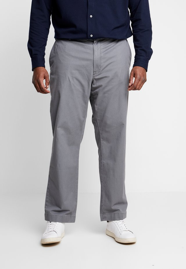 CLASSIC FIT BEDFORD PANT - Chinos - norfolk grey