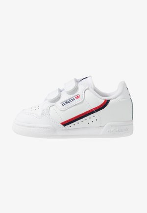 CONTINENTAL 80  - Sneakers laag -  footwear white/scarlet