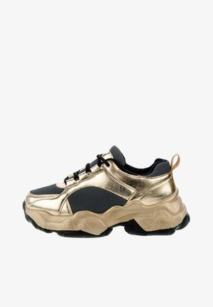 UMBRIA - Trainers - gold