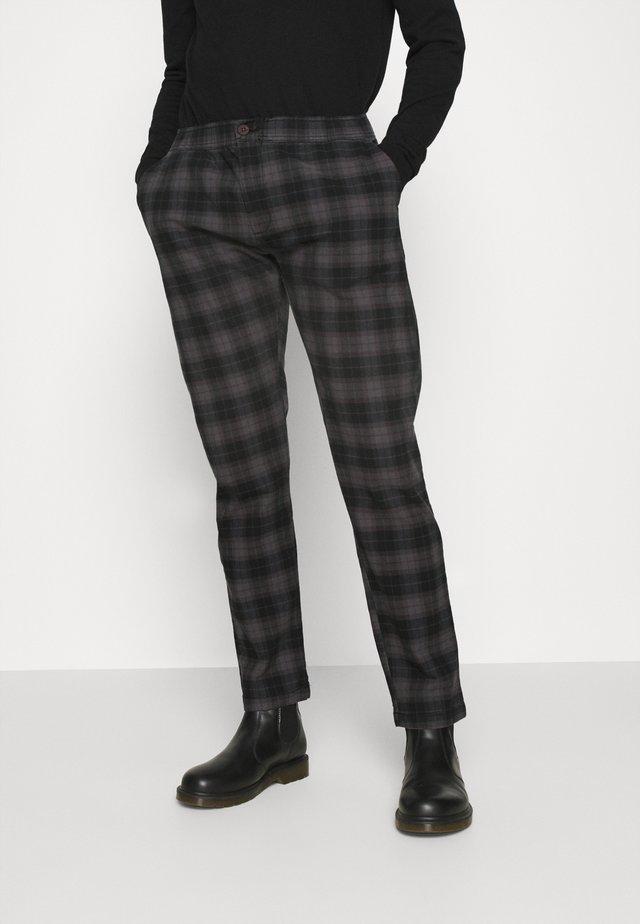 BOOKER - Pantaloni - black