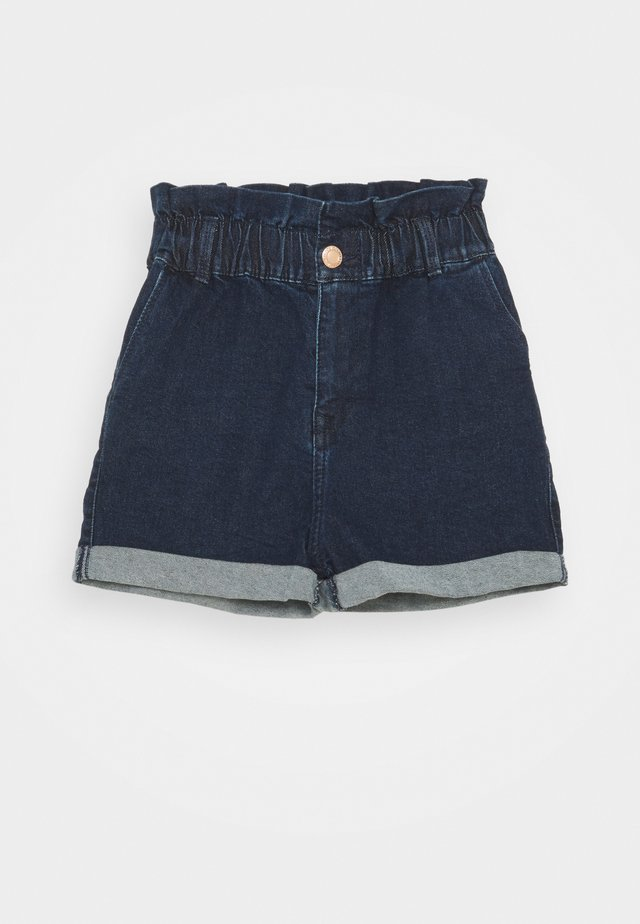 PENELOPE - Shorts di jeans - dark blue