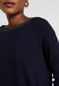 s.Oliver BLACK LABEL - Strikpullover /Striktrøjer - luxury blue - 5
