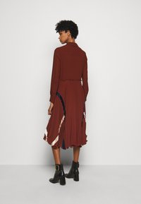 See by Chloé - Shirt dress - sepia brown - 2