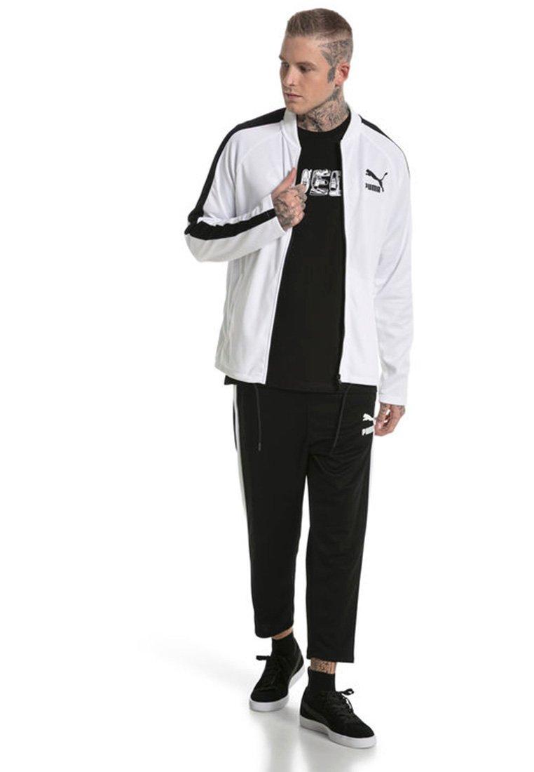 Puma - ARCHIVE SUMMER - Training jacket -  white