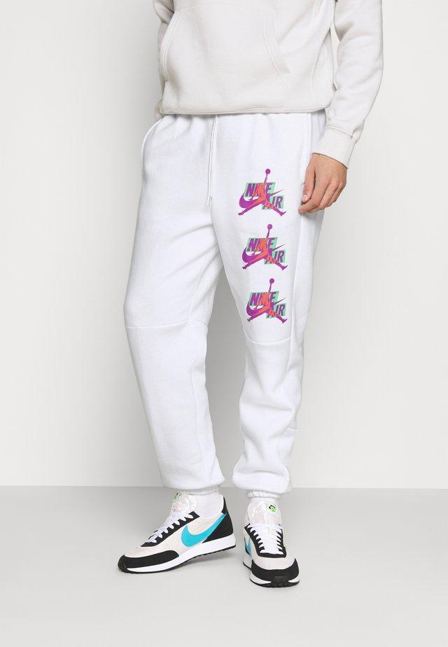 PANT - Pantaloni sportivi - white