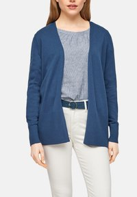 s.Oliver - Vest - faded blue - 3