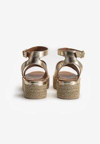 Inuovo - Espadrilles - gold gld - 2