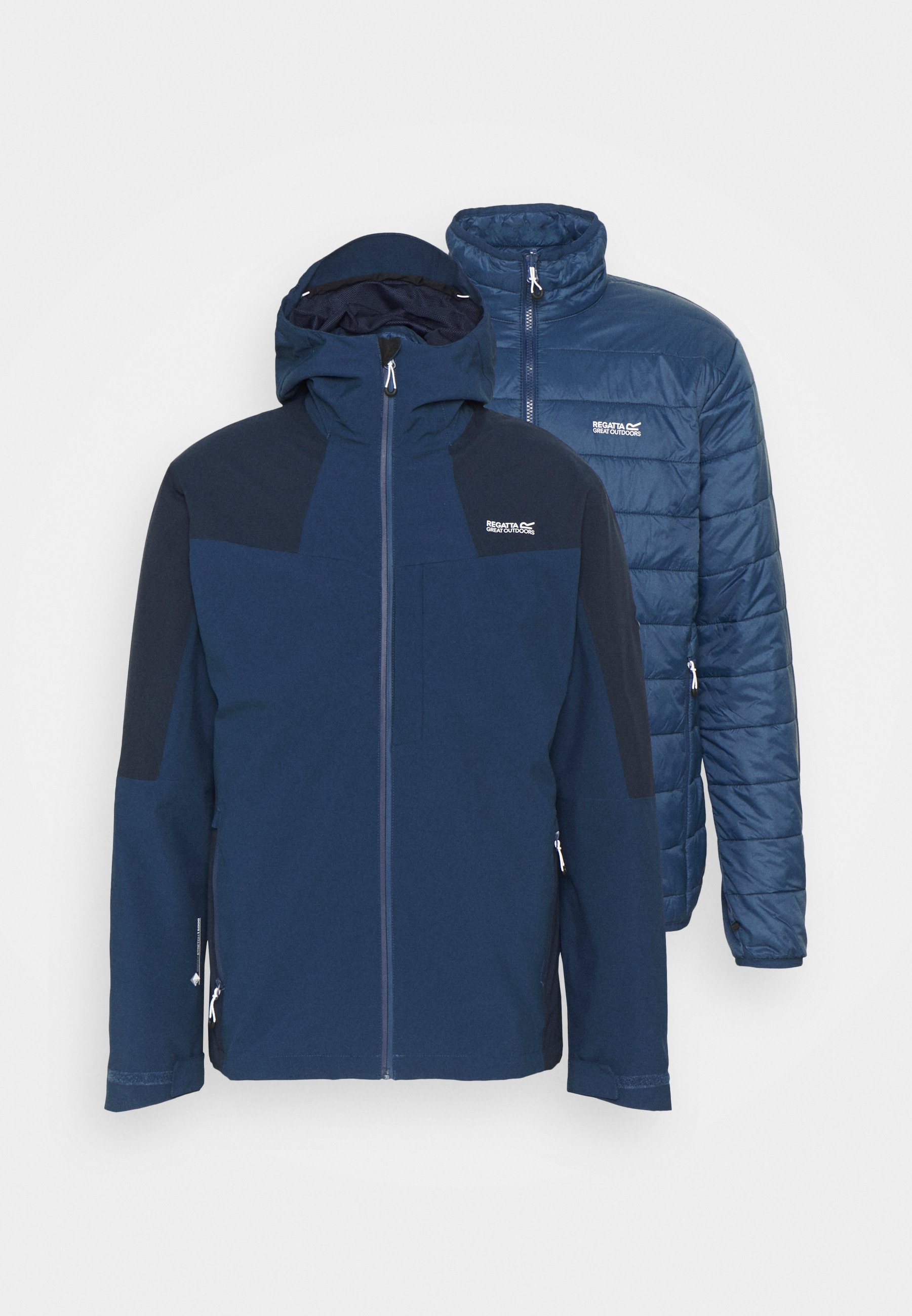 Uomo WENTWOOD 2-IN-1 - Giacca outdoor