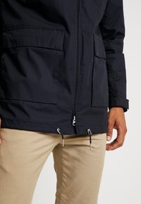 Makia - FISHTAIL JACKET - Parka - dark navy - 7