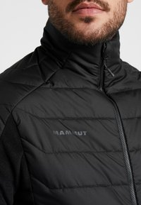 Mammut - INNOMINATA HYBRID JACKET MEN - Outdoor jacket - black - 6