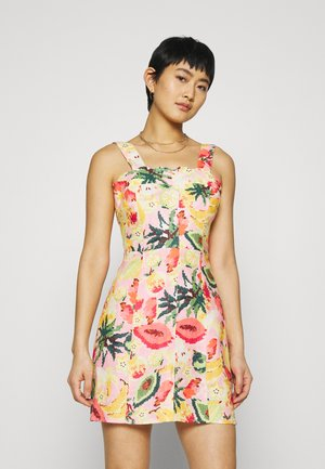 FRUTAS MINI DRESS - Day dress - multi
