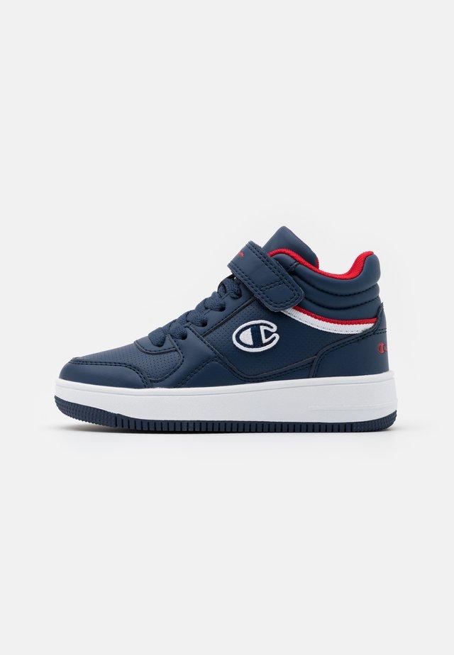 MID CUT SHOE REBOUND VINTAGE MID UNISEX - Chaussures de basket - navy