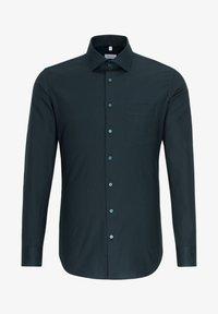 Seidensticker - BUSINESS X-SLIM - Shirt - grün - 0