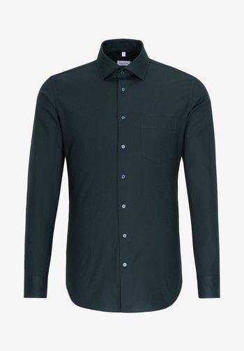 BUSINESS X-SLIM - Shirt - grün