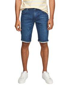s.Oliver - REGULAR - Denim shorts - blue - 5