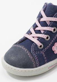 Lurchi - BEBA - Baby shoes - navy - 5