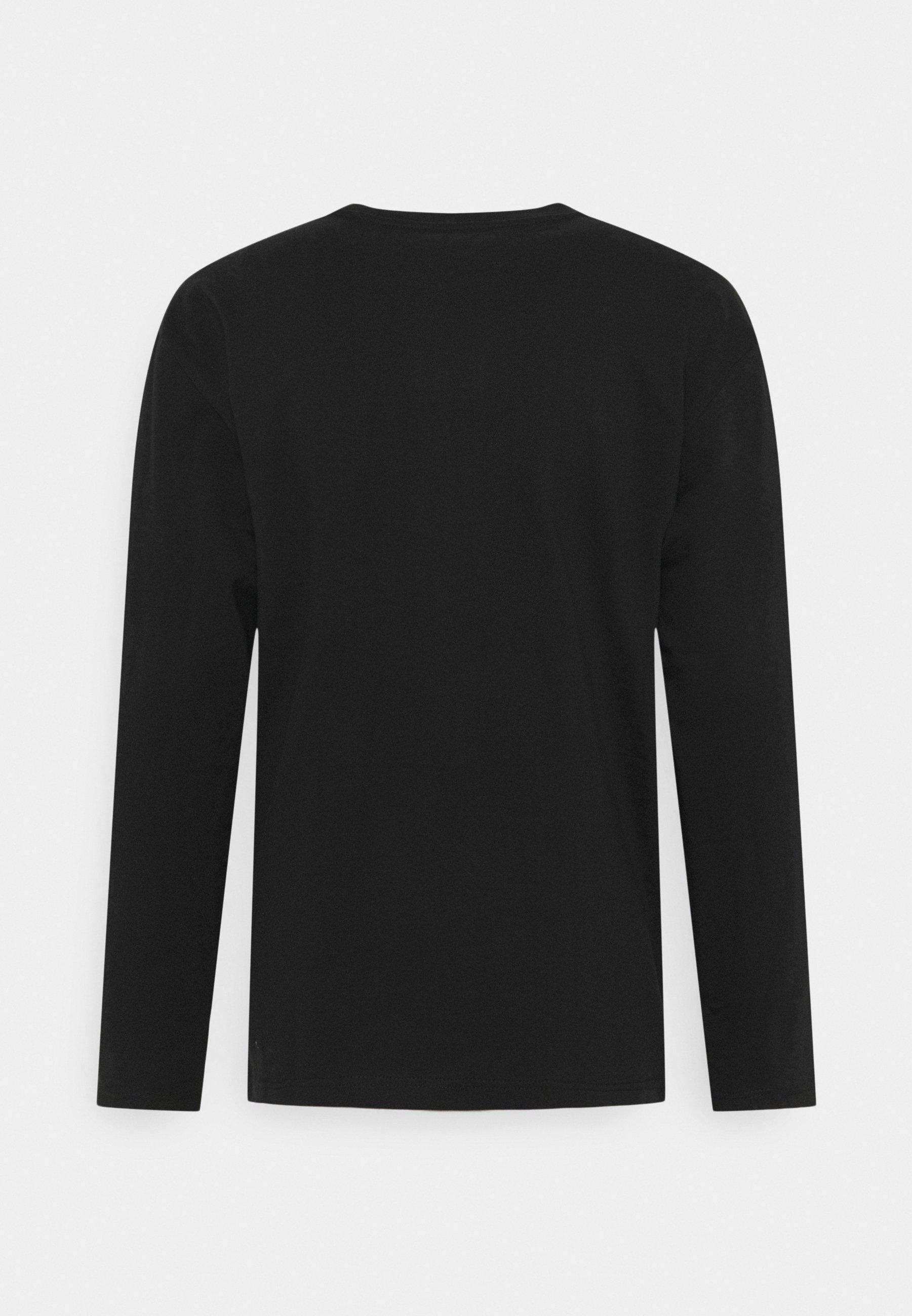 Men BADGE TEE UNISEX - Long sleeved top
