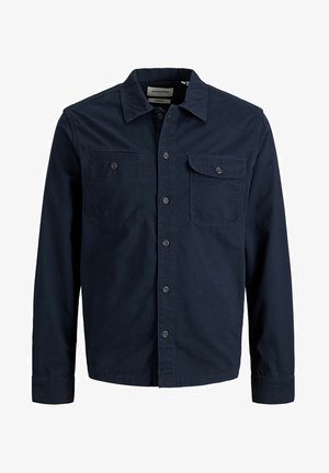 COMFORT FIT - Shirt - navy blazer